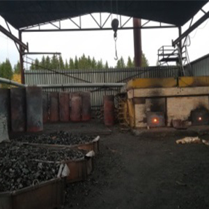 Производственный цех ООО Шалинский уголь